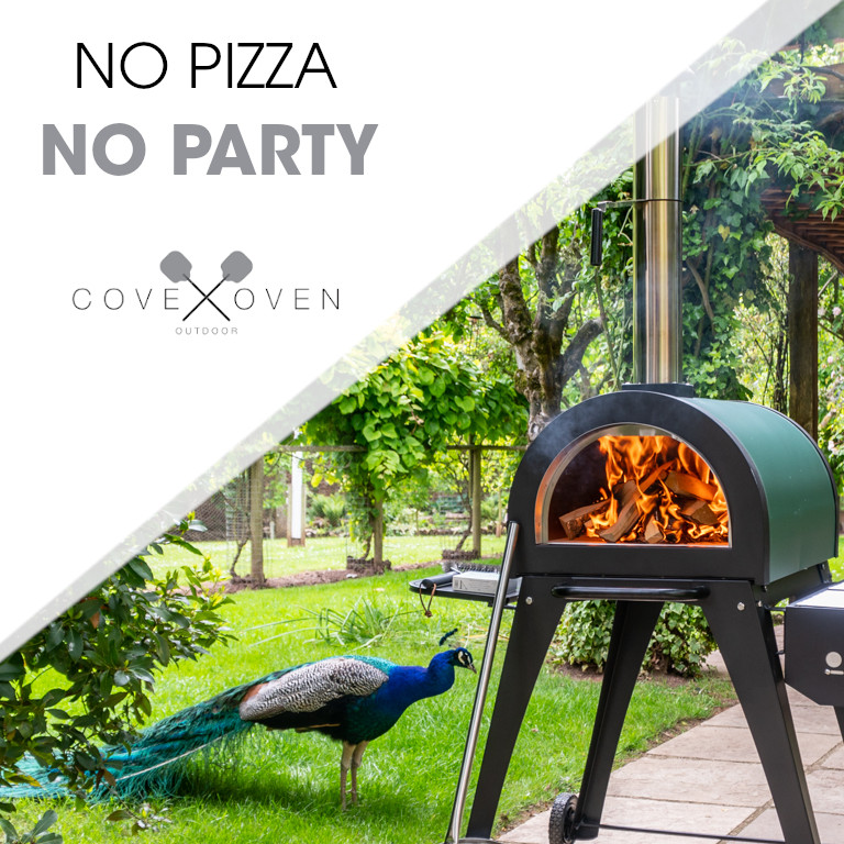 Cove outdoor ovens