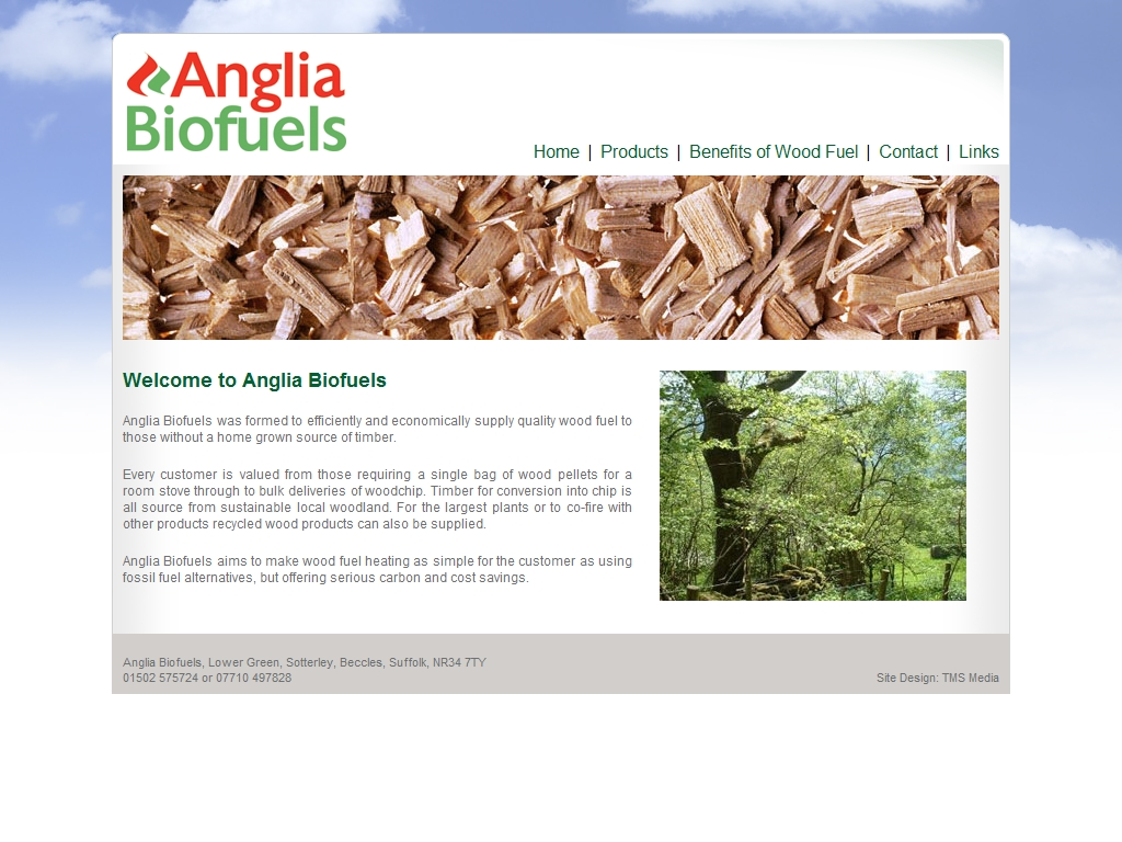 Anglia Biofuels Ltd: Wood Pellet Supplier: Services for owners of ...