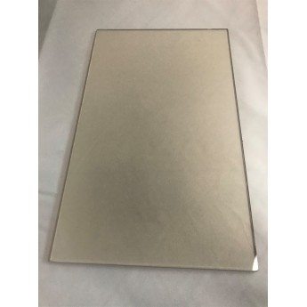Replacement Glass Pane for Twin Door Panoramic 5kw stove