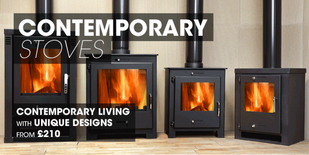 Stove World Contemporary Woodburning Stoves