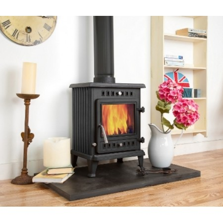 Coseyfire 4 5kw Small Multi Fuel Wood Burning Stove