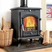 Classic Vision Multi-fuel Woodburning Stove 8kw