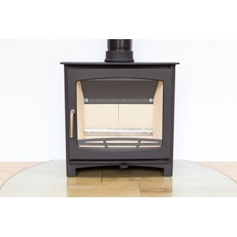 Replacement glass pane for Purefire 7-8kw Curve/Ottawa 7-8kw Curve multi-fuel stove