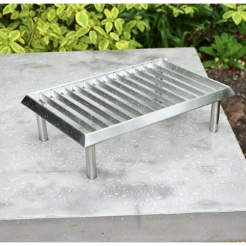 304 Stainless Steel Tuscan Outdoor Grill ( 450mm x 300mm )