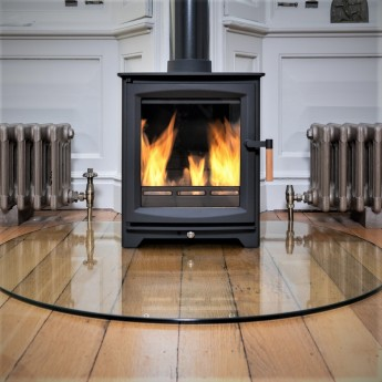 Ecosy+ Hampton 5 BIO Stove (Optionally Converts to a Wood Burning Stove)