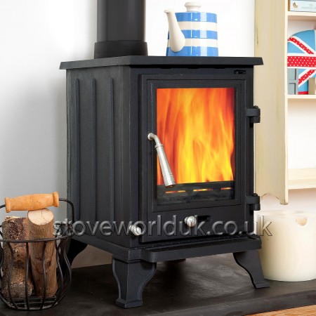 Coseyfire View Multi-Fuel Woodburning Stove 5kw