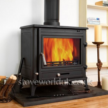 Coseyfire 22 Multi-Fuel Cast Iron Woodburning log burner Stoves Stove 12kw