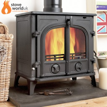 Oakley Multi-Fuel Woodburning Stove 12kw