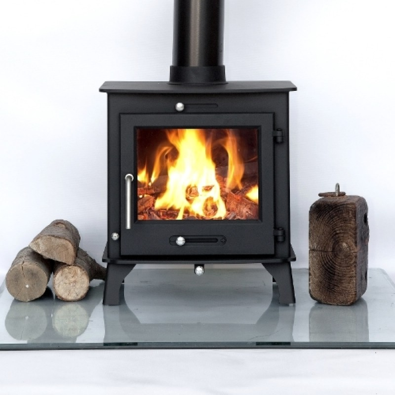 7 8kw Ottawa Clean Burn Contemporary Woodburning Stoves