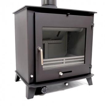 Ecosy+ Ottawa 21kw Clean Burn Multi-Fuel Wood Burning BOILER Stove