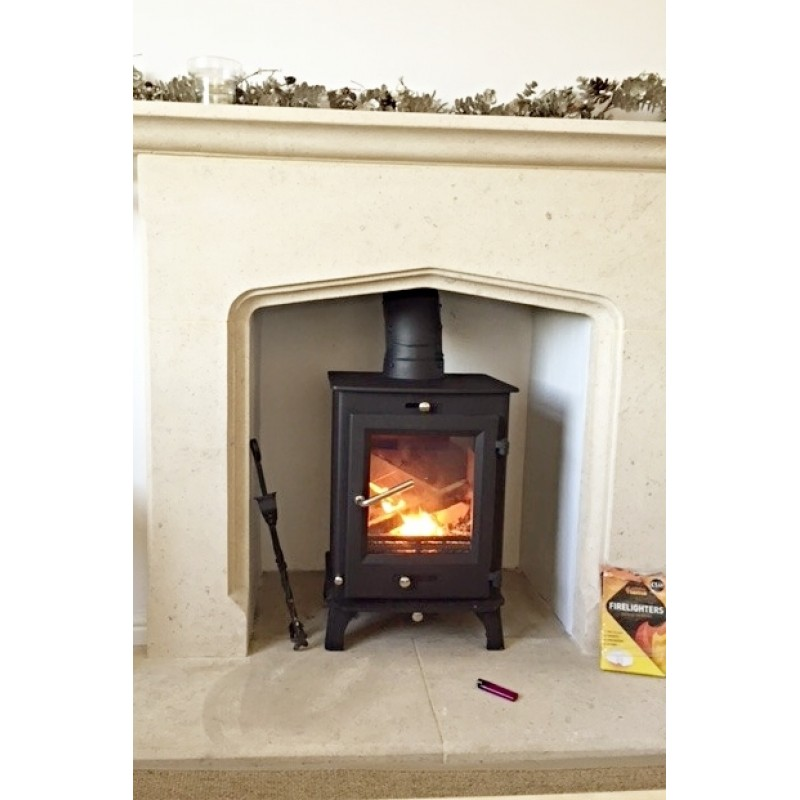 80 efficient ottawa 5kw contemporary woodburning stoves for Small efficient wood stoves