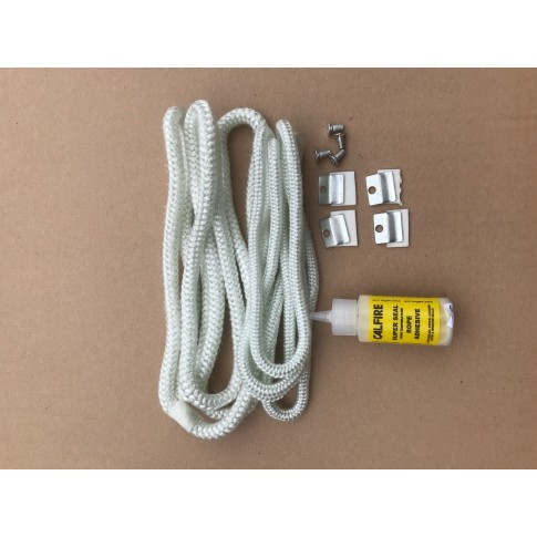 Replacement Fire Rope Kit for Purefire 10kw Curve (Defra and Standard)
