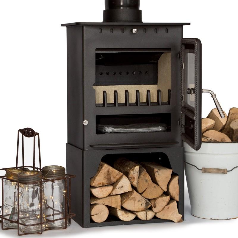 8kw Coseyfire Elegance Clean Burn Contemporary Modern