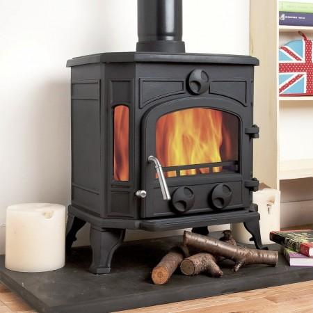 Coseyfire 16 Cast Iron Multi-Fuel Woodburning Stove 8kw