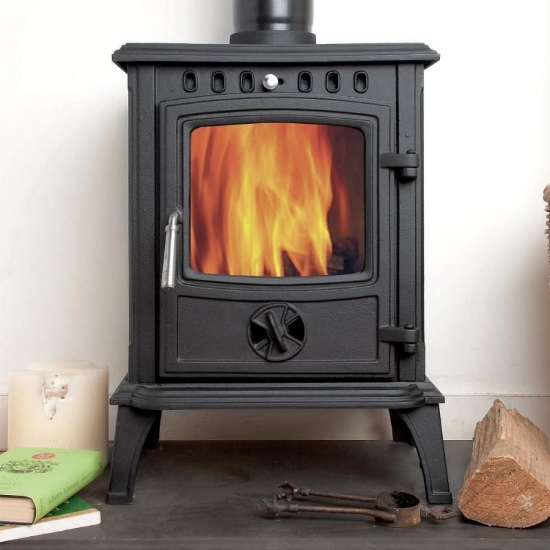 Coseyfire 100 Multi Fuel Woodburning Stove 6kw