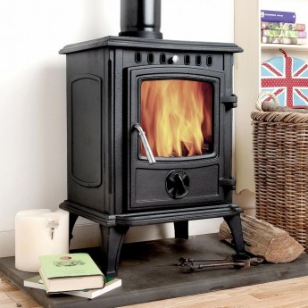 Coseyfire 100 Multi-Fuel Woodburning Stove 6kw