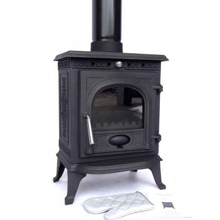 Clearfire Multi-Fuel Woodburning Stove 6kw