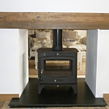 Coseyfire 16kw DOUBLE SIDED Multi-Fuel Woodburning Stove