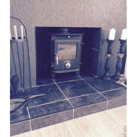 Coseyfire Elegance 5kw Contemporary Modern Woodburning Stove