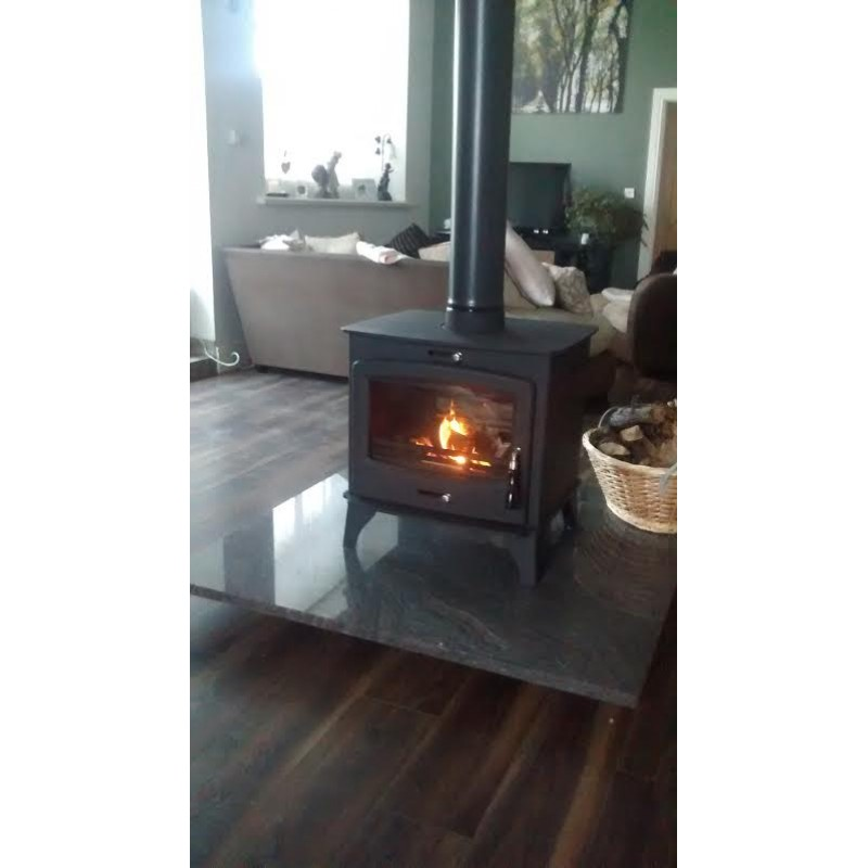 New Coseyfire 16kw Double Sided Multi Fuel Woodburning