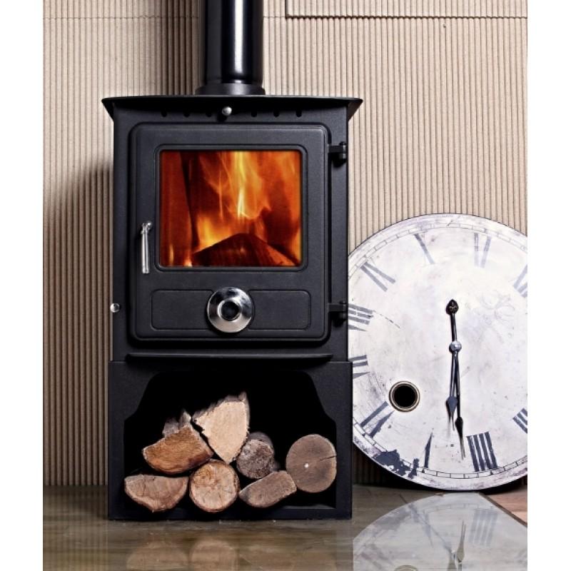 5kw Coseyfire Elegance Clean Burn Contemporary Modern