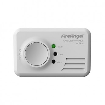Fire Angel 7 YEAR LIFE Portable CO Alarm - Carbon Monoxide Detector