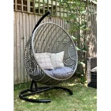Cove XL Hanging  Rattan Nest Chair