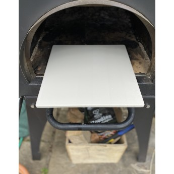"""12"""" (304mm) Refractory Clay Pizza Stone - Pizza Oven Stone (Cove)"""