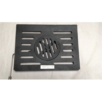 Replacement Multi-Fuel Grate for Ottawa 12kw stove