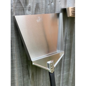 1150mm Long Stainless Steel Professional Pizza Oven Shovel Ash Collector