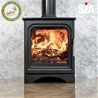 Ecosy+ 5kw Signature Defra Approved 5kw - Eco Design Ready - Woodburning Stove