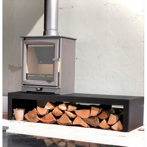 Universal Woodburning Stove Stand / Bench  1150w x 400d x 250h