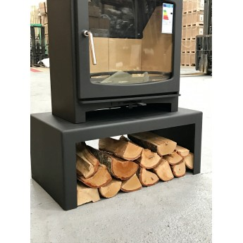 Universal Woodburning Stove Stand / Bench  800w x 400d x 250h
