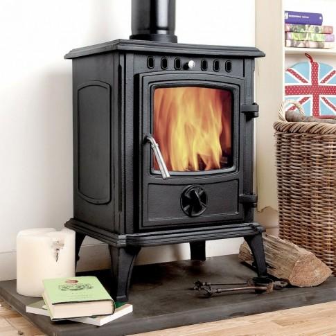 Coseyfire 100 Multi-Fuel Woodburning Stove 6kw