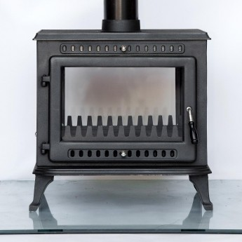 Coseyfire 12kw DOUBLE SIDED Multi-Fuel Woodburning Stove , Cast Iron, log burner