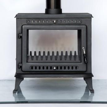 Coseyfire 12kw DOUBLE SIDED Multi-Fuel Woodburning Stove , Cast Iron, log burner