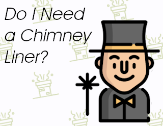 Do I need a chimney liner for a wood burning stove?