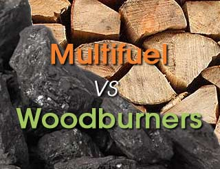 Multifuel Stoves vs Woodburners