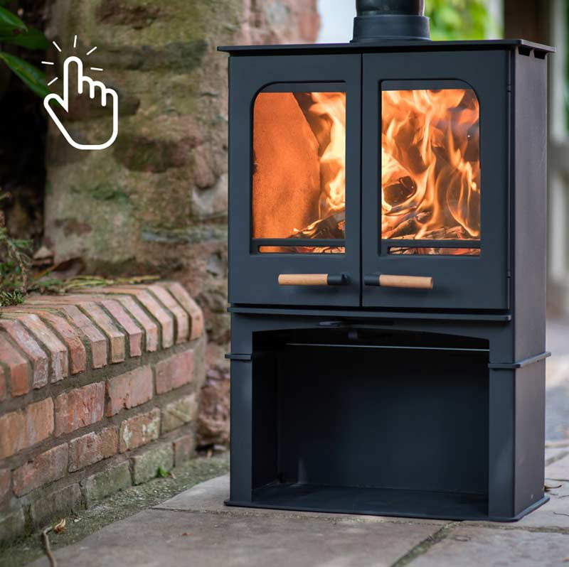 All Multi-Fuel Wood Burning Stoves