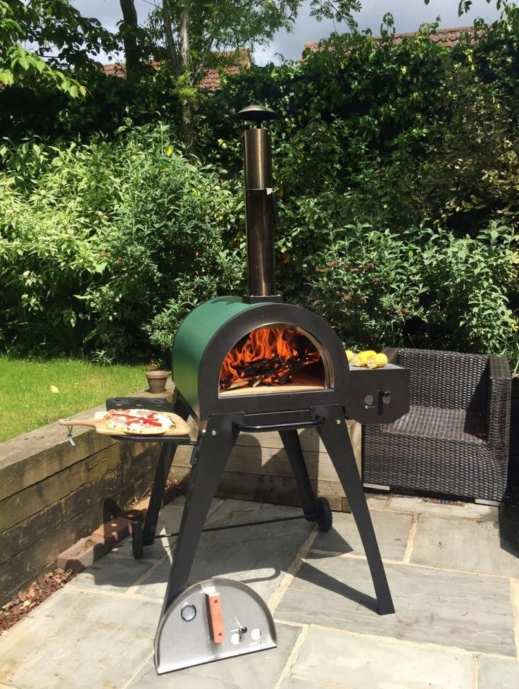 Cove Pizza Oven Outdoor Oven Garden Oven Side Bbq