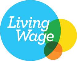 Stove World UK is an Accredited Living Wage employer
