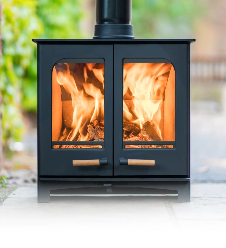 All Wood Burning Stoves