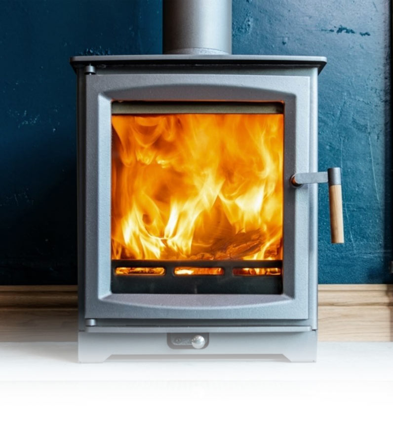Defra-approved Wood Burning Multi-Fuel Stoves